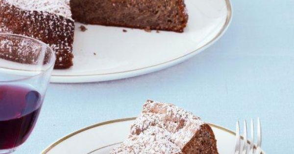 Flourless Apple-Pecan Torte | Recipe | Torte, Torte Recipe and ...