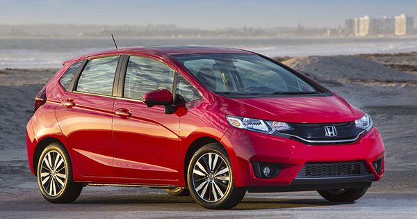 Best And Worst Cars And Suvs For Visibility Honda Fit Hybrid 2015 Honda Fit Honda Fit
