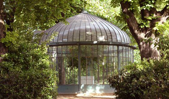 Serre Des Batignolles Jardin D Hiver Serre Jardin Et Jardin Maison