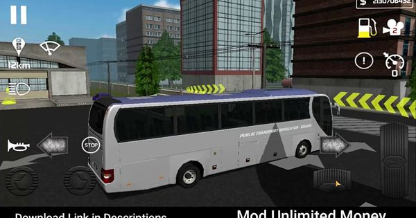 Public Transport Simulator Coach V1 1 Mod Money In 2020 With