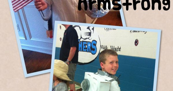 neil armstrong wax museum school - photo #21