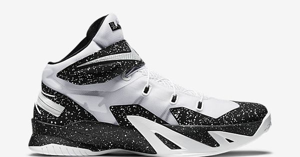 Nike Zoom LeBron Soldier 8 FlyEase - can be put in/zipped easily with one  hand. | Ideas | Pinterest | Nike zoom