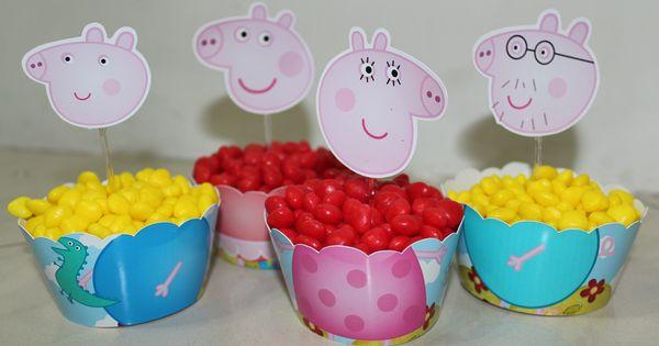 ... -pig.jpg (5184×3456) | Peppa ang George Pig birthday! | Pinterest