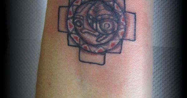 inca cross tattoo - photo #8