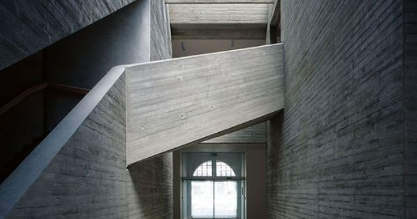 tempestuousteapot: The Mostyn Gallery, Llandudno Ellis Williams Architects