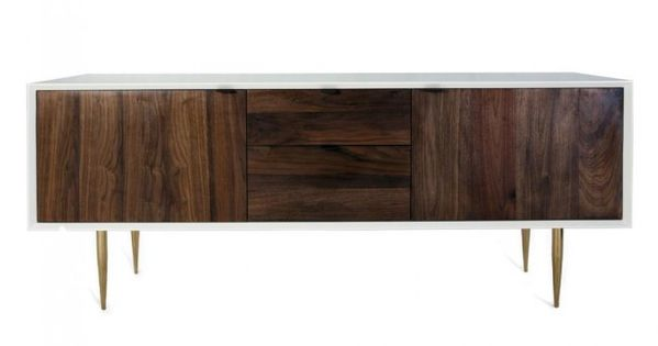 Nordic Siena Buffet By Organic Modernism Clickon Furniture Project Bay Pinterest Living