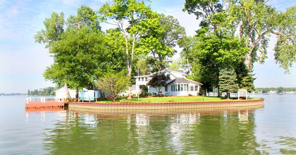 Round island buckeye lake ohio ccd professional for Buckeye lake fishing