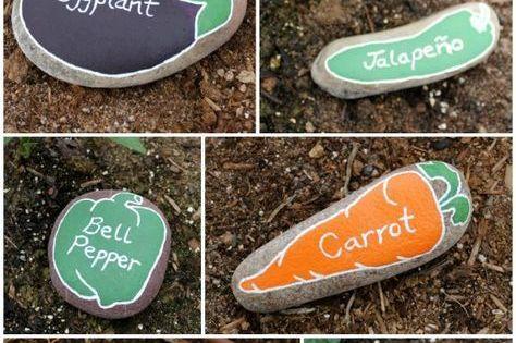 Beet beschriftung garten ideen und diy pinterest for Gartenidee beet