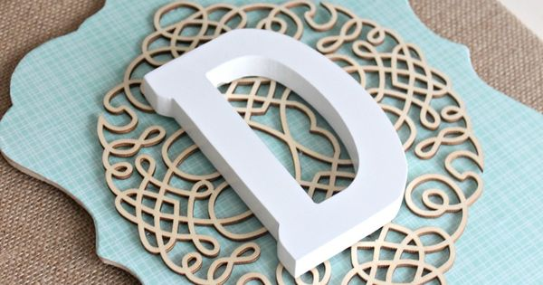 example of how i could do the monogram letters you showed me...