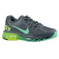 Nike Womens Air Max 2013 555363 437 greygreen size 75