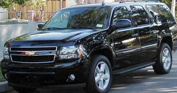 Connecticut Limo Fleet Chevy Suv Chevrolet Suburban Limousine