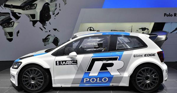 Vw Polo Wrc Coche De Rally Autos Deportivos Coches Deportivos