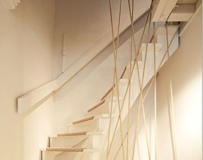 7 id es d 39 escalier avec ou sans rampe zen photos et blog. Black Bedroom Furniture Sets. Home Design Ideas
