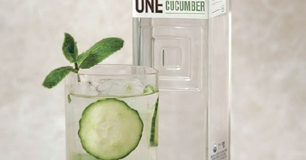 One cucumber vodka cocktails | Party Party | Pinterest | Cucumber ...