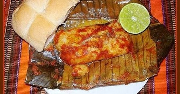 Receta (video) - Tamales Guatemaltecos | Tacos, Tortillas ...