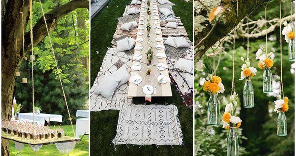 Résultats de recherche d\'images pour « decoration fete exterieur ...