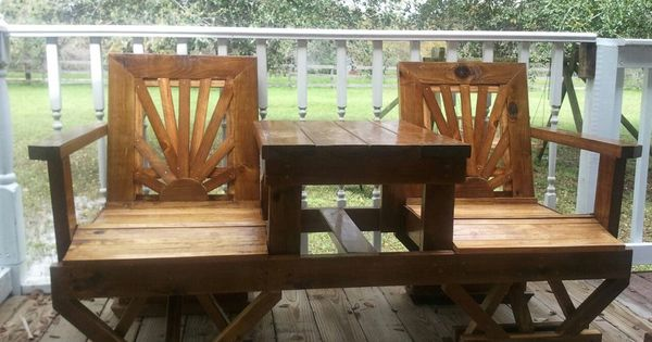plans for building wood patio furniture  Quick Woodworking Projects  patio   Pinterest  Wood patio, Chairs and Outdoor furniture plans