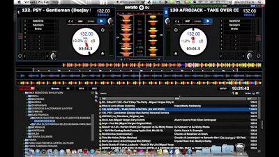 100 Limites: Skin Serato Para Virtual Dj 8 | Dj Kendrick em