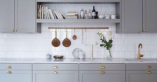 kuchenschranke grau : ... Kitchen Pinterest Graue Schr?nke, Grau und K?chenschr?nke