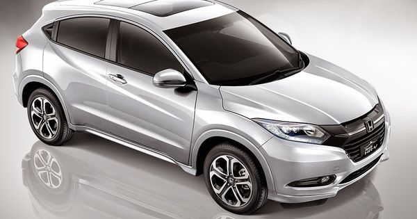 Will there be a four door honda autos post for Honda hrv cargo space