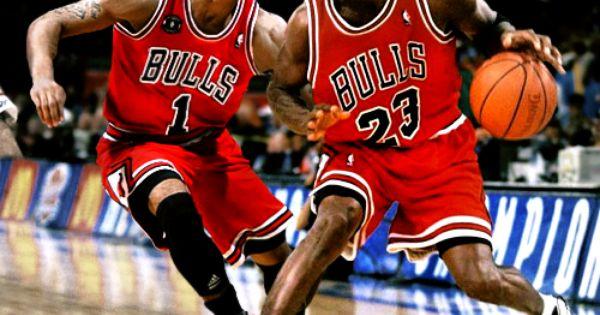 Jordan vs. D. Rose
