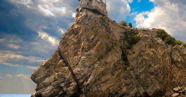 Swallows Nest, Ukraine | Castles, Palaces & Chateaus ...