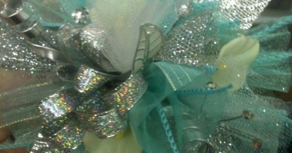 Silk wrist corsage for prom or homecoming by FloralCharisma, $29.95