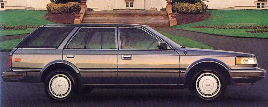 5 Wagons You Ve Completely Forgotten Nissan Maxima Wagons Nissan