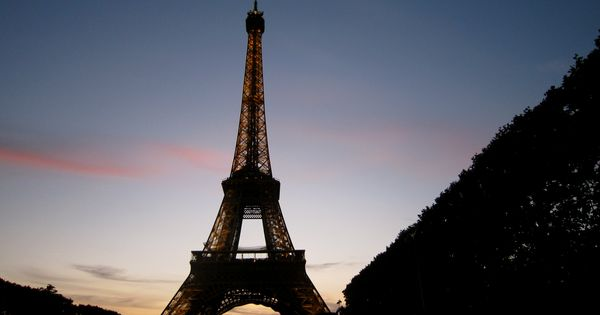 show topic what your favorite things paris rain france