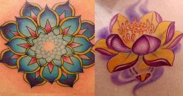 Dicas De Tatuagens Flor De Lotus Tatuagem Flor De Lotus