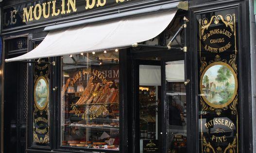 Le moulin de la vierge historical boulangerie 64 rue st dominique 75007 pa - Meilleur moulin a cafe ...