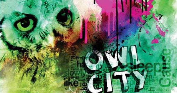 Photo Art Owl City Painted By Anja Bloch Hamre Dkk 1635 On Illux Dk Owl City Art Photo Art