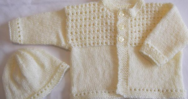 Baby Cardigan Sweater Knitting Patterns UX/UI Designer, Names and Baby card...