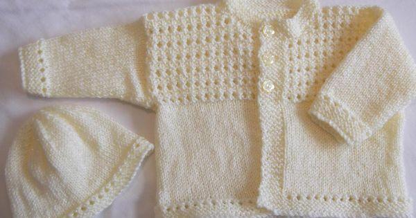 Knitting Patterns For Names : Baby Cardigan Sweater Knitting Patterns UX/UI Designer ...