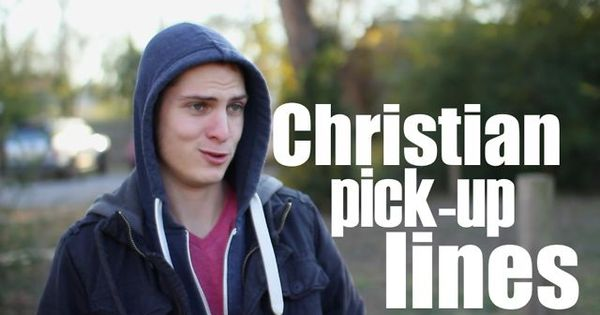 Christian rib dating pickup line
