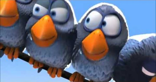 Pixar Short Film: For the Birds (This one is great for the