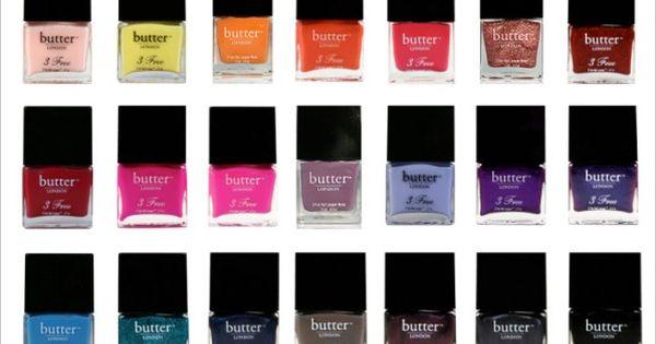 ButterLondon Nail Polish :DD