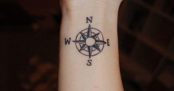 Tatouage boussole tattoo piercing pinterest recherche tatouages et roses - Tatouage amour perdu ...