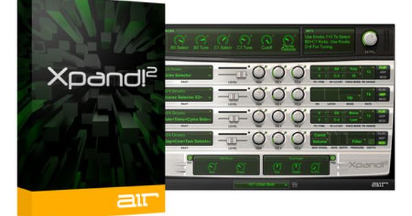 Avid First Air Instrument Xpand2 X64 Aax Win Full And Free