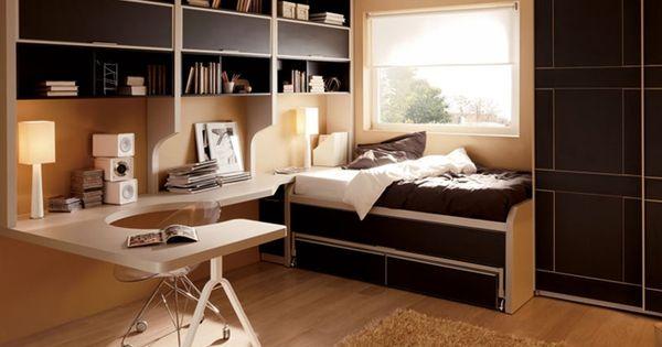 Dise os de dormitorios para jovenes buscar con google Diseno de habitaciones para adolescentes