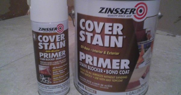 Best no sanding primer ever great for anything used it for Best bonding primer for kitchen cabinets