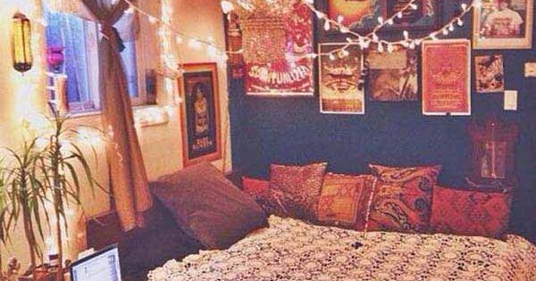35 Charming Boho-Chic Bedroom Decorating Ideas   Boho chic ...