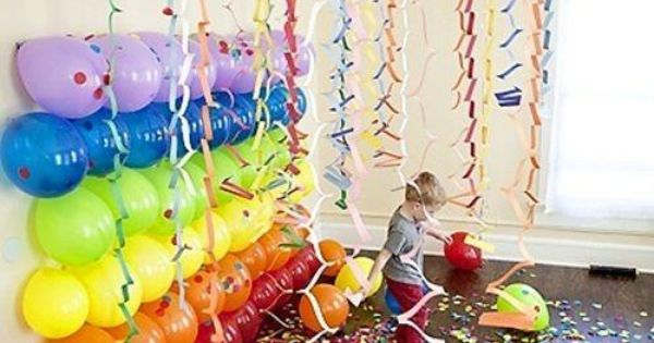 Decoraci n para cumplea os infantiles decorar tu casa - Decorar cumpleanos infantil ...