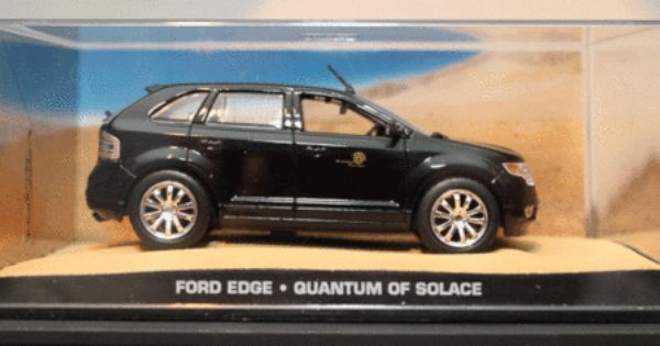 James Bond 007 Car Collection No 91 Ford Edge Quantum Of Solace