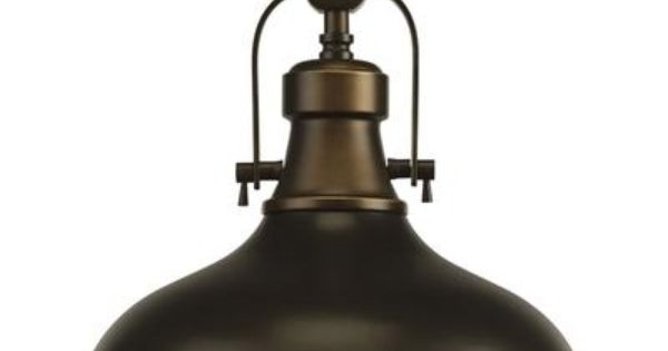 Fresnel Collection Oil Rubbed Bronze 1