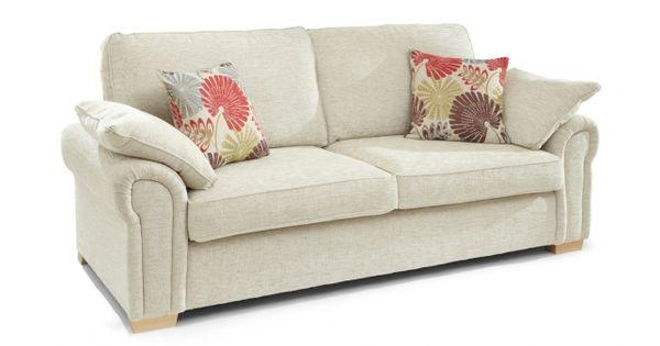 Burbank 3 Seater Sofa Standard Back Scs Sofas Housey