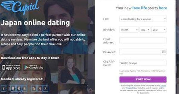 Japan online dating site