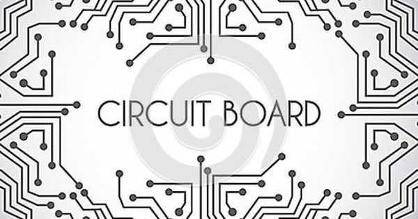 circuit board design by gstudio group  via dreamstime