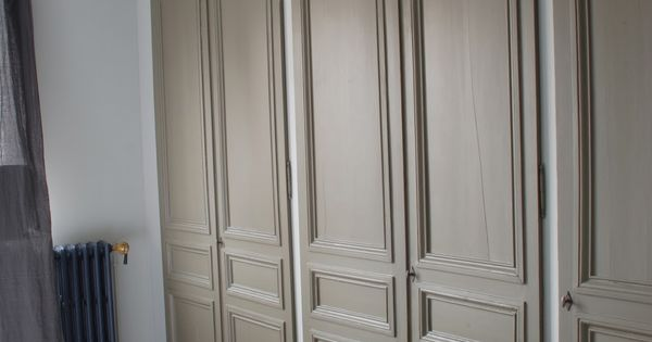 placard avec des portes anciennes id pinterest. Black Bedroom Furniture Sets. Home Design Ideas