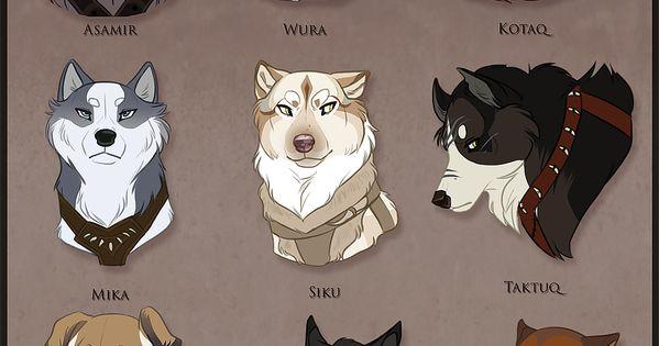 Ikkuma Dogs By Tazihound Deviantart Com On Deviantart